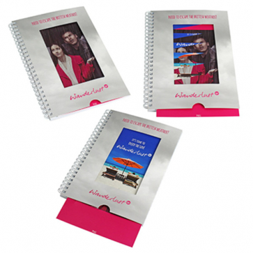 Wiro-Smart A5 Reveal Note Pad