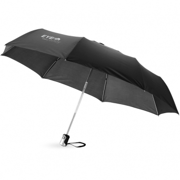 21.5'' 3-Section Auto Open And Close Umbrella