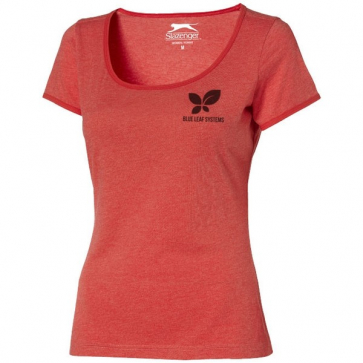 Chip Short Sleeve Ladies T-Shirt.