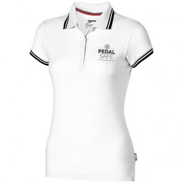 Deuce Short Sleeve Ladies Polo.