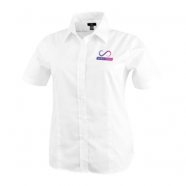 Stirling Short Sleeve Ladies Shirt