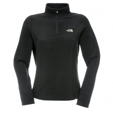 Glacier 1/4 Zip by The North Face - Womens