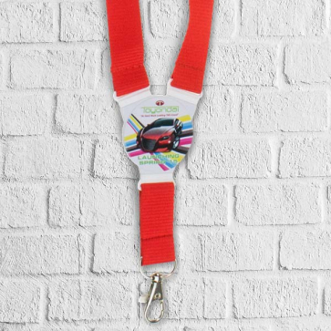 Snap Promotional Lanyard