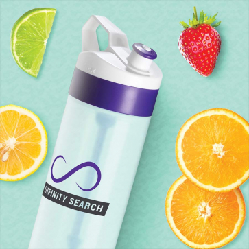 Fuse Bottle with Fruit Fusion 450ml