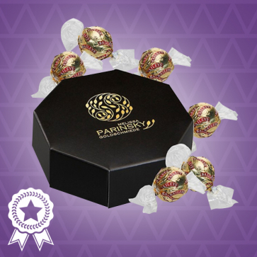 Octagon Gift Box with Baileys® Truffles