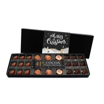 Winter Collection 2020 – Chocolate Box - Chocolate Truffles
