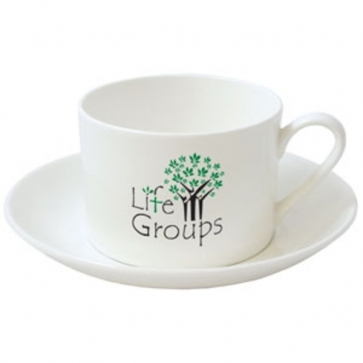 Stirling Cup & Saucer