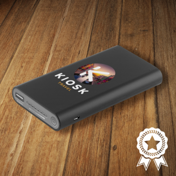 Typhoon Wireless Charger Power Bank