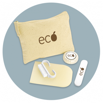Wellbeing Set in a Cotton Pouch
