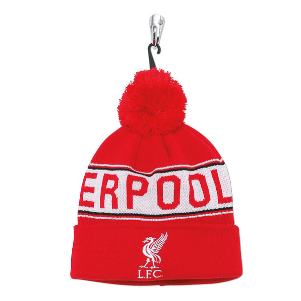d1c7cd18376 Adult Liverpool Fc Text Beanie · Zoom