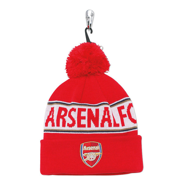 9eb61a00a Adult Arsenal Fc Text Beanie