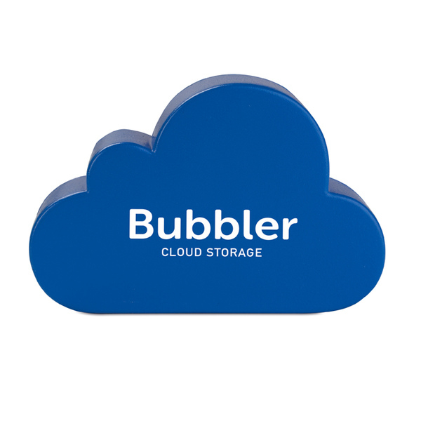Cloudy Stress In Cloud Shape | Pellacraft | Promotional ...