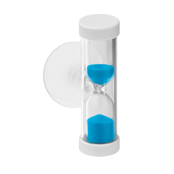 2 min shower timer 2 mins with suction pellacraft promotional