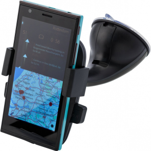 Plastic Adjustable Mobile Phone Holder For The Car