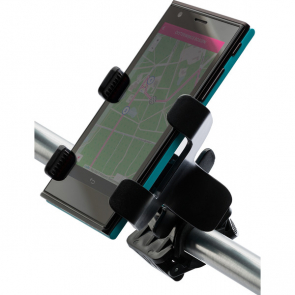 Plastic Adjustable Mobile Phone Holder For A Bike