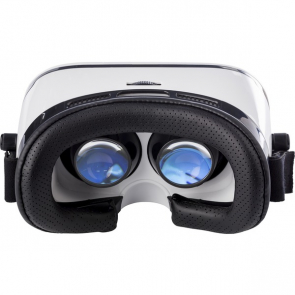Plastic Virtual Reality Glasses