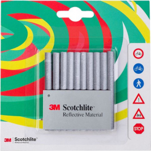 3M Reflective Strips For Bicycle Spokes