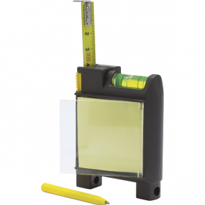 Tape Measure With Spirit Level
