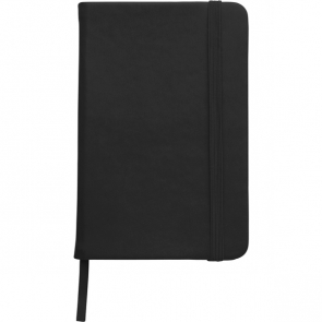 A6 Notebook With A Soft PU Cover