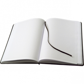 Large Notebook In A PU Case