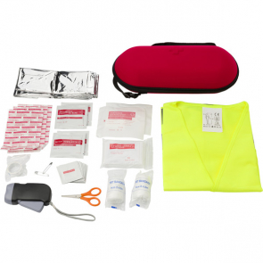 Car Emergency First Aid Kit