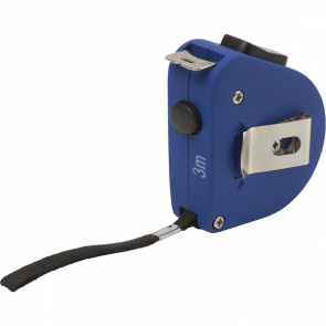 Tape Measure With Rubber Casing
