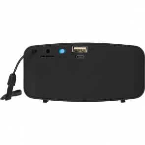 Bluetooth Speaker In A Rubberised Case