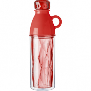 Plastic Double Walled Bottle