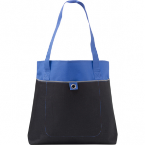 Shopping Bag With Front Pocket
