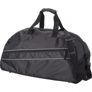 Sports Bag With Reflective Piping