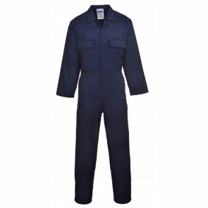 Euro Work Polycotton Coverall