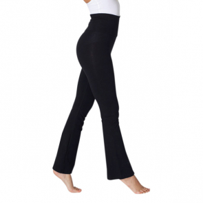 Women's Cotton Spandex Jersey Yoga Pant