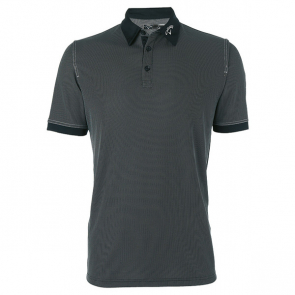 Hawkeye Chambray Inspired Polo