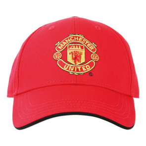 Adult Manchester United Fc Core Cap