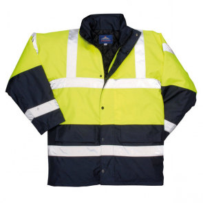 Hi-Vis Traffic Jacket