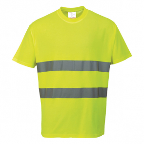 Hi-Vis Cotton Comfort T-Shirt