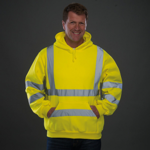 High Visibility Pull-Over Hoodie