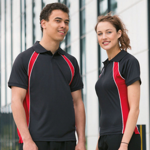 Women's Jersey Team Polo