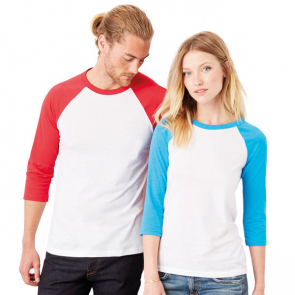 Triblend ¾ Sleeve Baseball T-Shirt