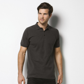 Klassic Heavyweight Slim Fit Polo Superwash® 60°C