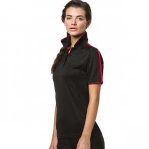 Women's Gamegear® Cooltex® Sports Polo Short Sleeve