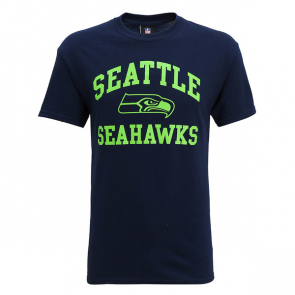 Seattle Seahawks Large Graphic T-Shirt