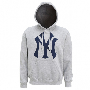 New York Yankees Large Logo Hoodie
