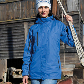Women's 3-In-1  Journey Jacket With Softshell Inner