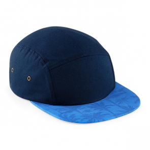 Graphic Peak 5 Panel Cap