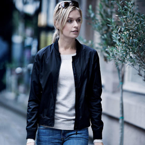 Women's Tribeca Bomber Jacket
