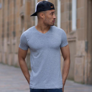 Men's Feel Good Stretch V-Neck T-Shirt