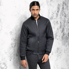Quilted Flight Jacket