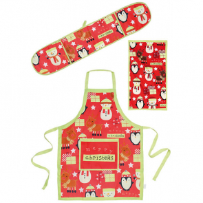 Merry Christmas Character Kitchen Set
