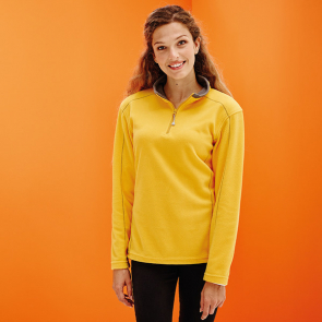 Women's Ashville Zip Neck Fleece